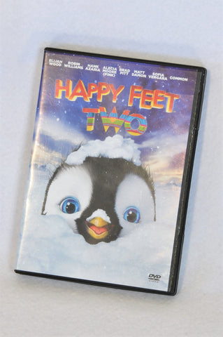 Unbranded Happy Feet 2 Kids DVD Unisex 3+ years