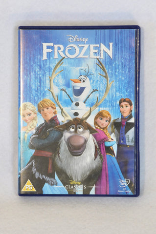 Disney Frozen Kids DVD Unisex 3+ years