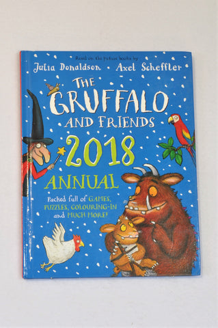 Unbranded The Guffalo and Friends 2018 Annual Activity Book Unisex 2-6 years