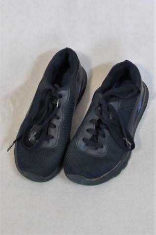 Unbranded Size 3 Navy Shoes Boys 7-8 years