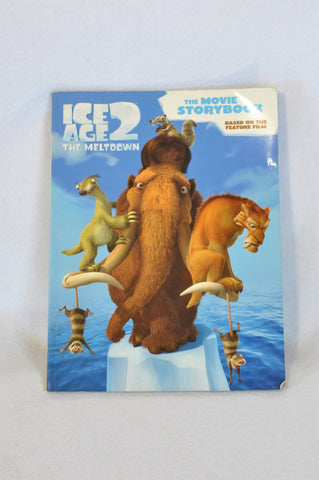 Unbranded Ice Age 2 The Meltdown Movie Paperback Book Unisex 3-10 years