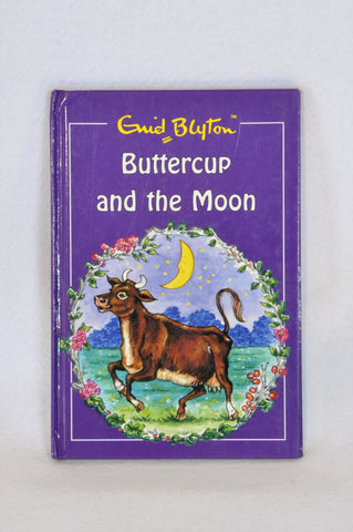 Enid Blyton's Buttercup and The Moon Hardcover Book Unisex 3-7 years