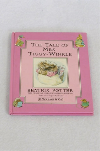 Beatrix Potter The Tale Of Mrs Tiggy- Winkle Book Unisex 3-10 years