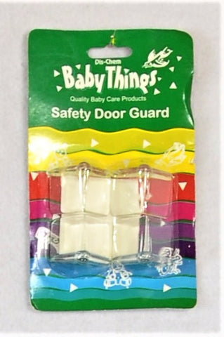 New Dis-Chem Corner Guards Safety Accessory Unisex 6 months to 3 years