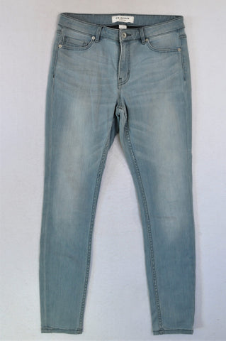 Country Road Light Blue Denim Jeans Women Size 10