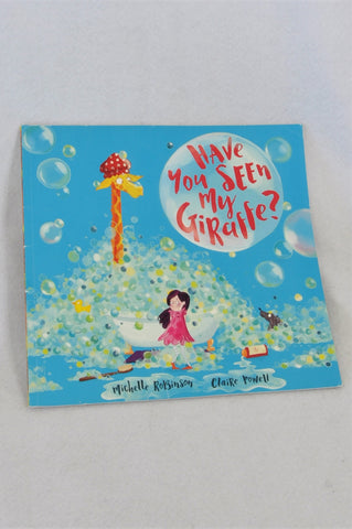 Simon And Schuster Have You Seen My Giraffe?  Paperback Book Unisex 2-6 years