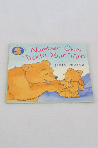 Baby Bear Books Number One, Tickle Your Tum Book Unisex 2-6 years