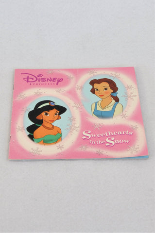 Disney Enterprises, Inc. Sweethearts In The Snow Book Girls 2-6 years