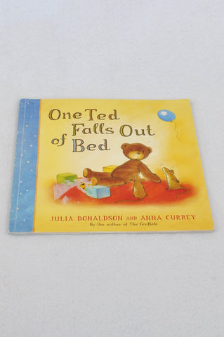 Macmillan Children's Books One Ted Falls Out Of Bed Book Unisex 2-6 years