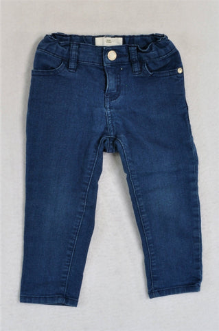 Country Road Denim Stretch Skinny Jeans Girls 2-3 years