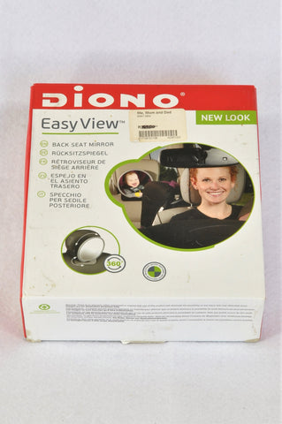 New Diono Easy View Back Seat Mirror Motherhood Accessory Unisex N-B to 2 years