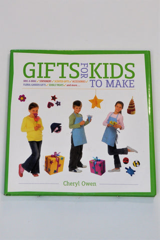 Bounty Books Gifts For Kids To Make Book Unisex 3-10 years
