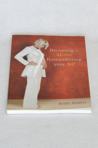 Unbranded Paperback Becoming A Mother, Remembering Yourself Parenting Book Women/Maternity