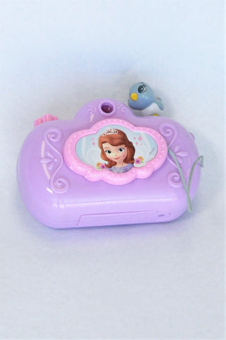 Disney Purple & Pink Sofia The First Picture Camera Toy Girls 3-10 years