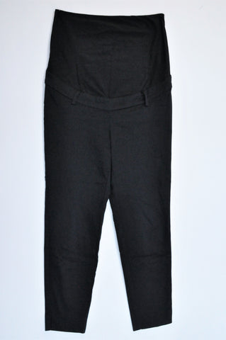 H&M Black Maternity Pants Size 10
