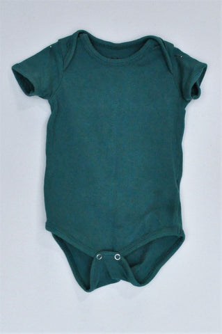 Pick 'n Pay Emerald Stretch Baby Grow Girls 0-3 months