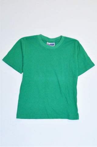 Gem Schoolwear Green Basic T-shirt Boys 9-10 years
