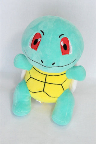 Unbranded Blue Pokemon Soft Toy Unisex N-B to 3 years