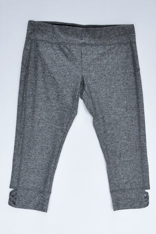 Mr. Price Grey Sports Leggings Women Size 12