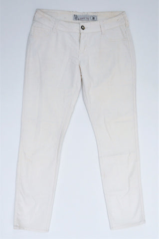 Mr. Price White Stretch Skinny Jeans Women Size 12