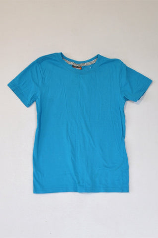 JBR Bright Blue Basic T-shirt Boys 9-10 years