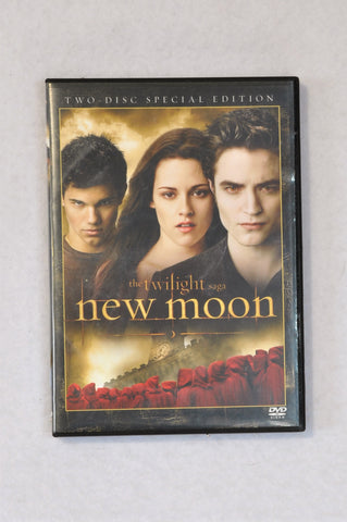NuMetro New Moon Kids DVD Unisex 10+ years