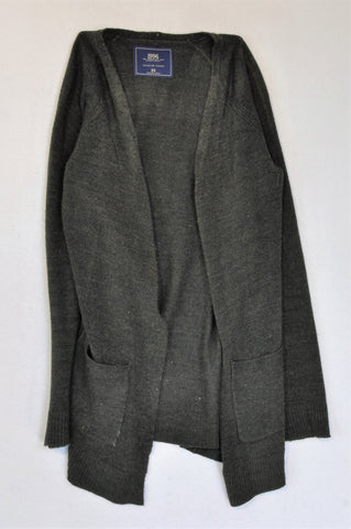 Pick 'n Pay Charcoal Grey Cardigan Women Size XS