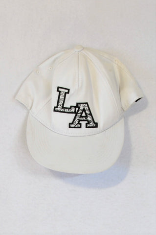 State Property White & Black Paisley Los Angeles Snapback Hat Unisex 5-10 years