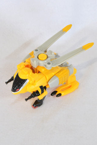 Hasbro Power Rangers Beast Morphers Chopper Converting Zord Action Figure Toy Unisex 5-14 years