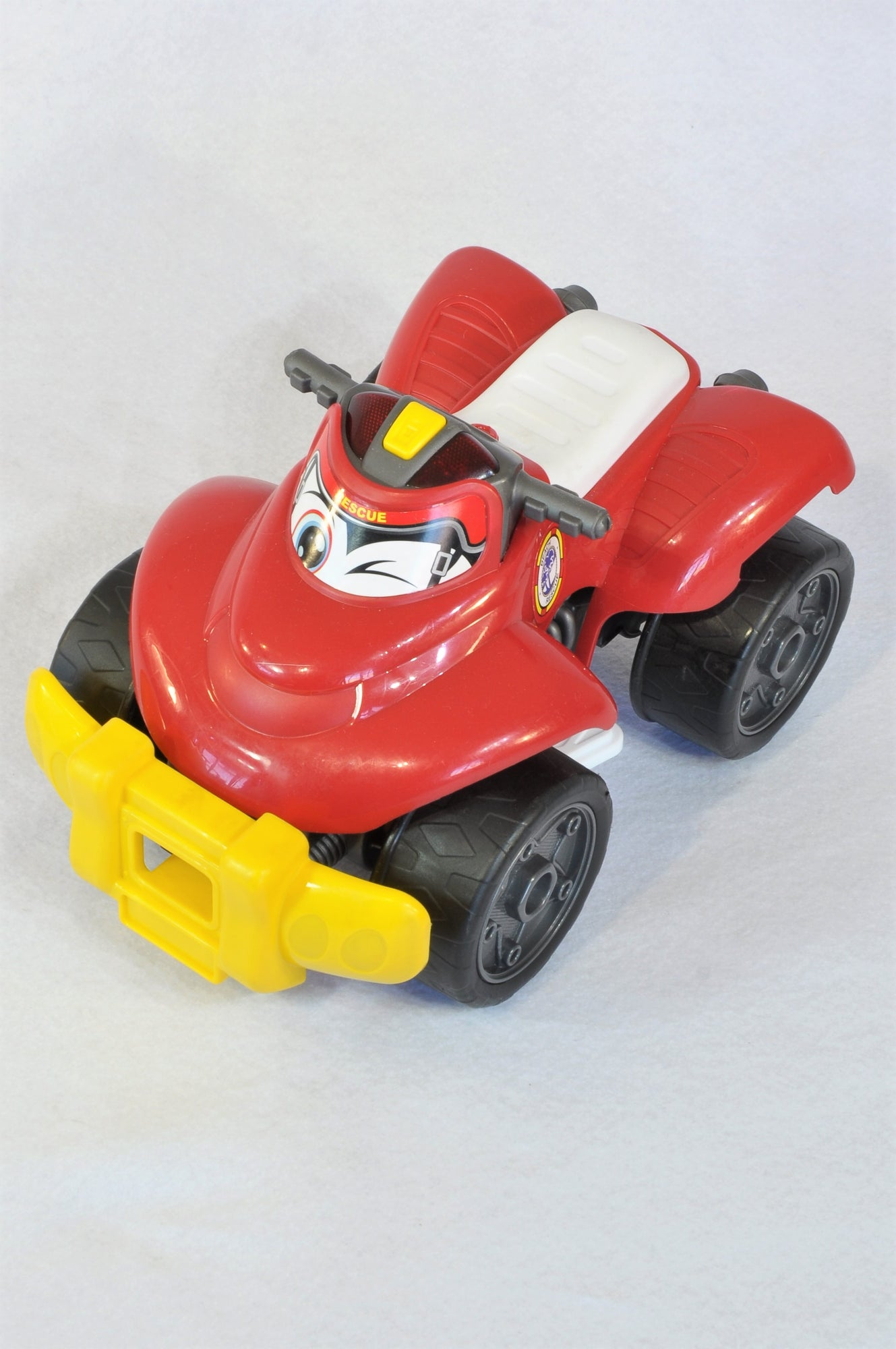 Dickie Red Beach Rescue Siren Buggy Toy Unisex 2-7 years