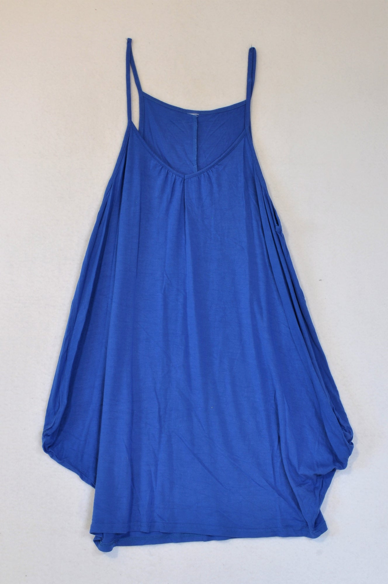 Mr. Price Blue Slouchy Dress Women Size S