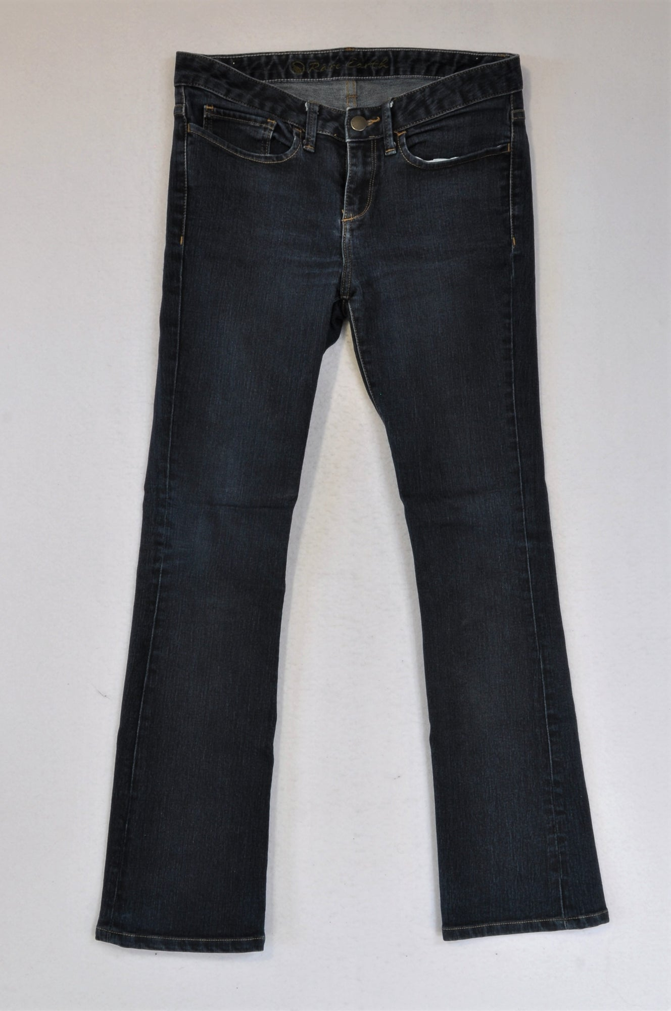 Rare Earth Dark Denim Jeans Women Size 8