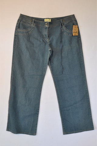 New Trail Denim Lightweight Jeans Women Size 18