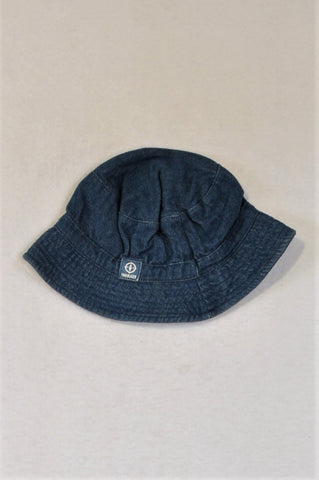 Woolworths Denim Bucket Hat Unisex 6-8 years