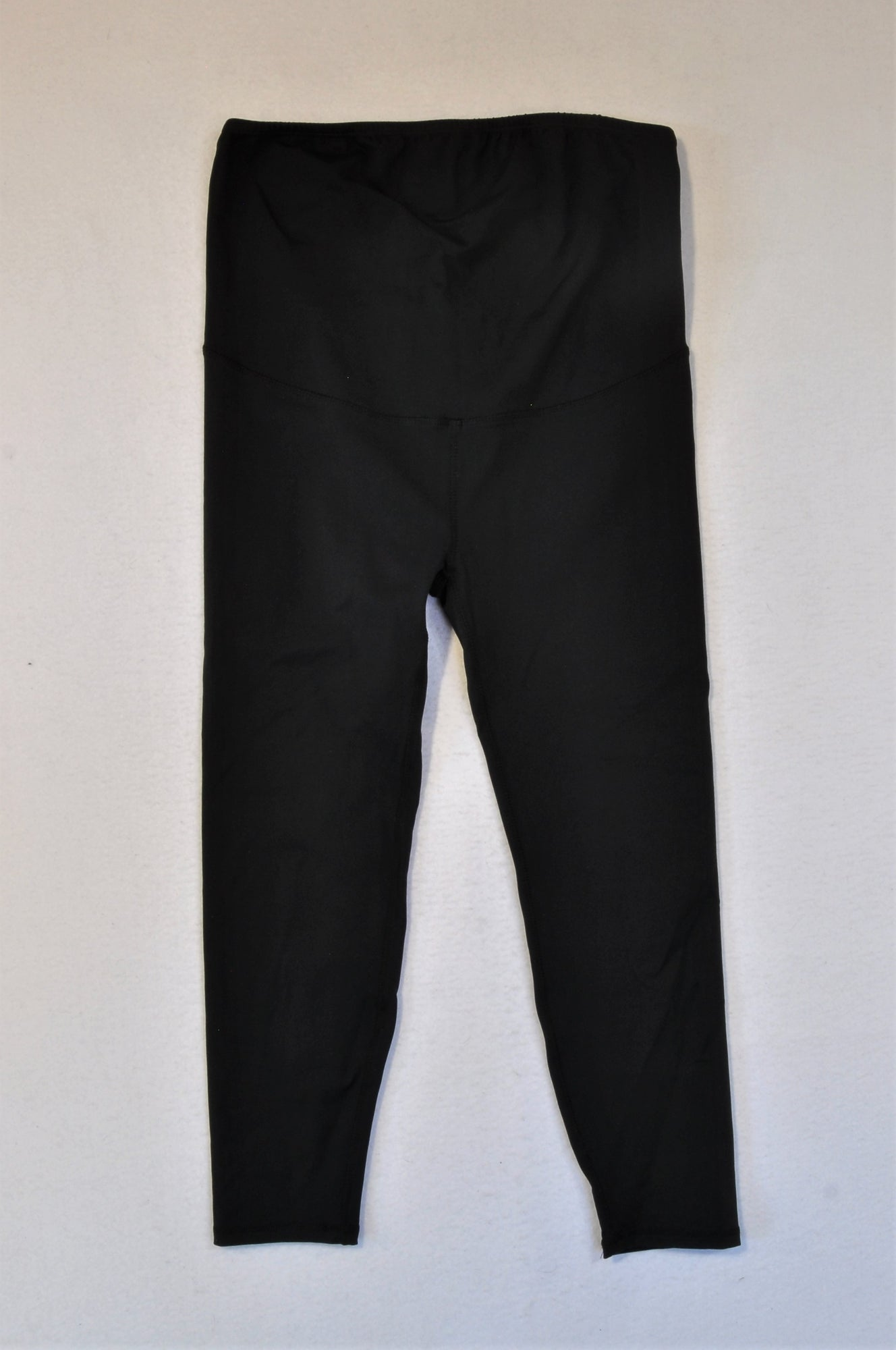 Cotton On Black Banded Maternity Leggings Maternity Size M