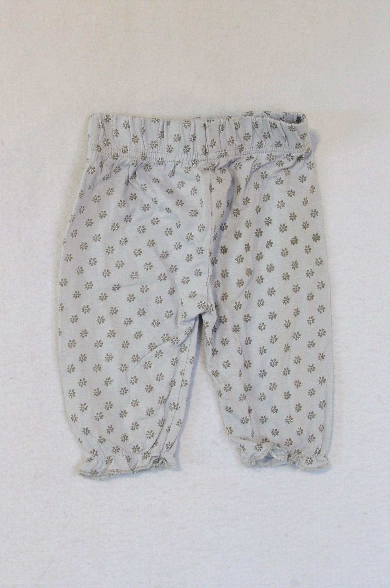 Jet Lilac Ditsy Flower Pants Girls 18-24 months