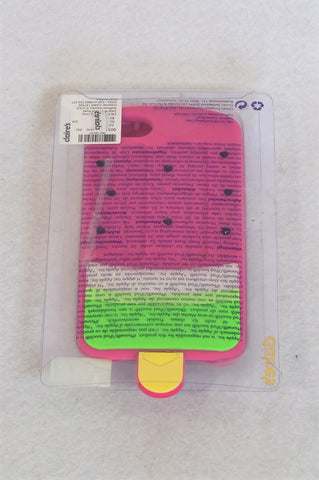 Claire's Pink & Green Watermelon Popsicle iPhone 67/8 Cover Girls 8+ years