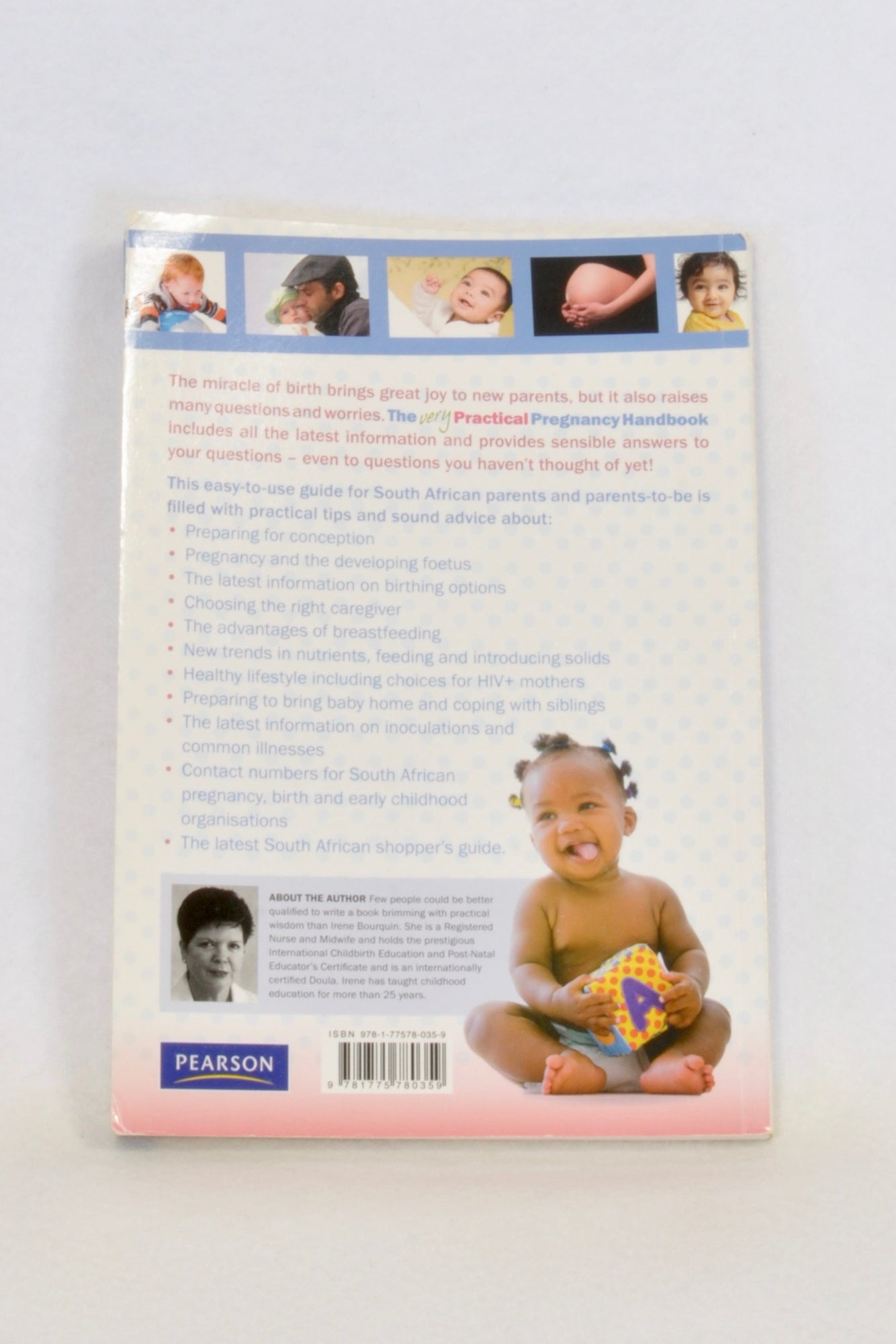 The Very Practical Pregnancy Parenting Book