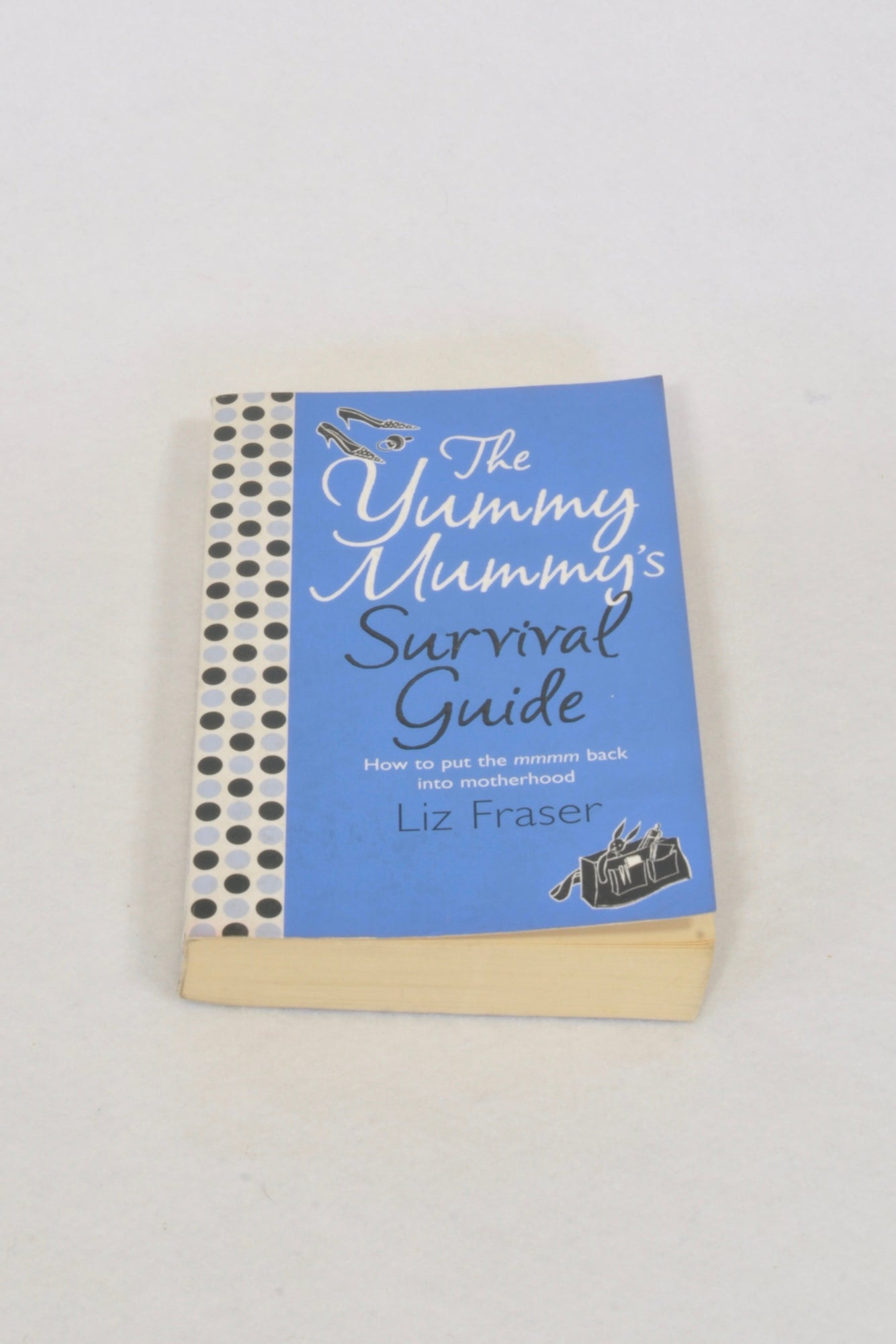 The Yummy Mummy's Survival Guide Parenting Book Unisex N-B to 1 year