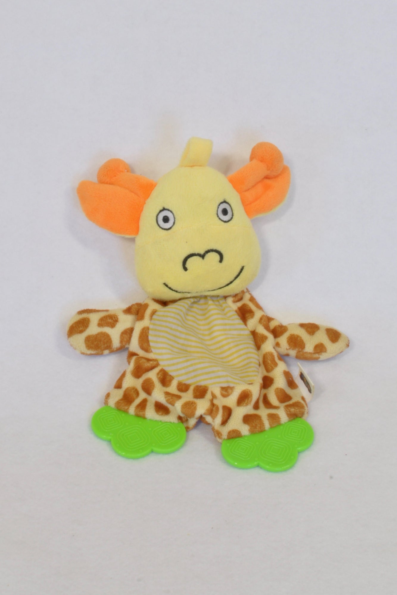 Ackermans Giraffe Soother Toy Unisex N-B to 1 year