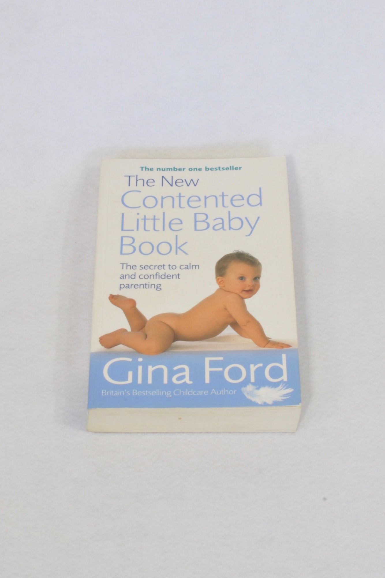 The New Contented Little Baby Parenting Book Unisex N-B to 1 year
