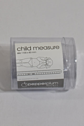New Child Measure Memorabilia Unisex 1-2 years