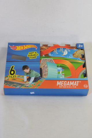 Hot Wheels Foam Megamat Toy Boys 3-10 years