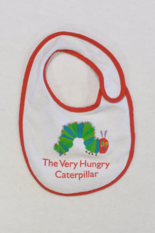 Hungry Caterpillar Bib Set (6 pieces) Unisex 3-6 months