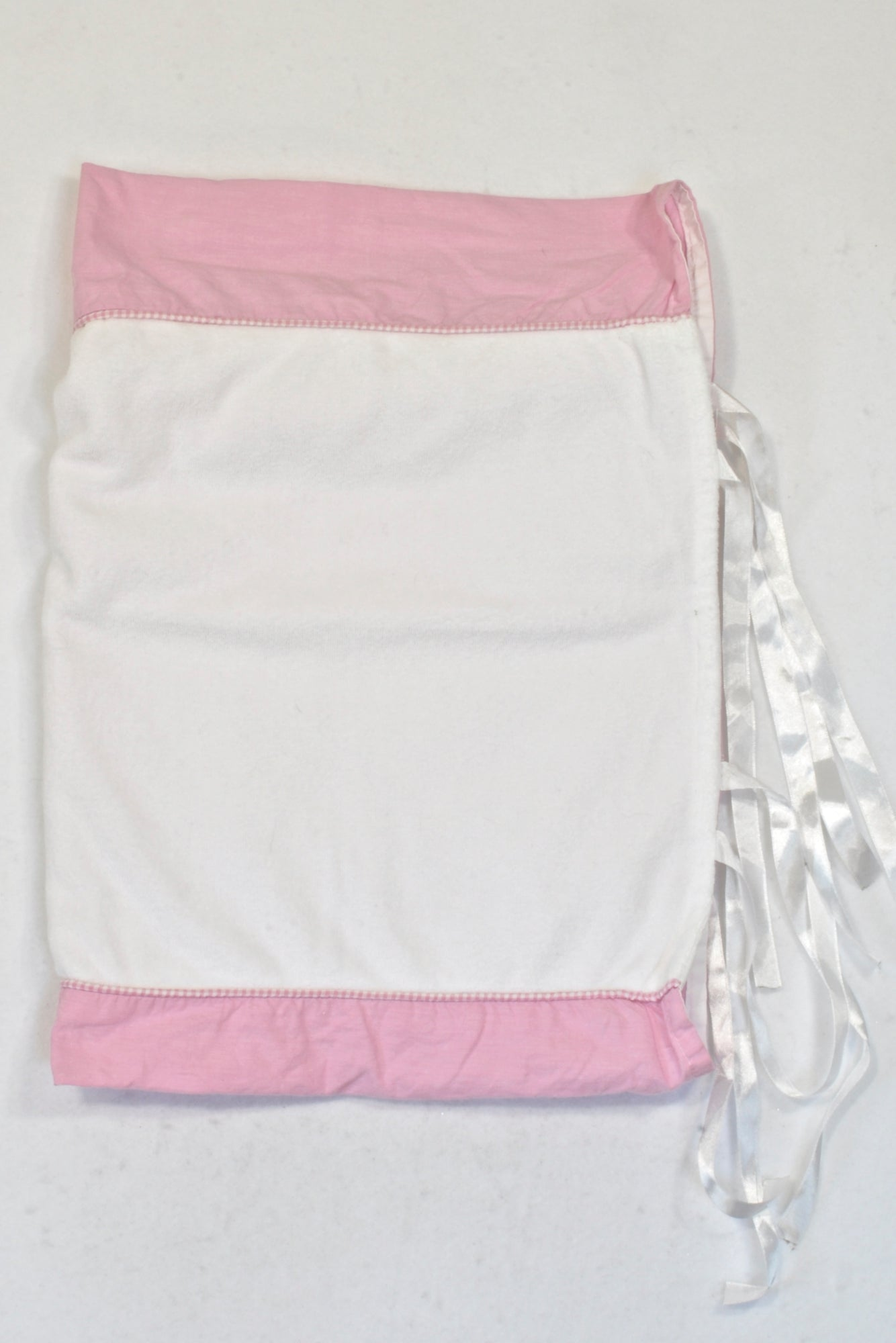 Unbranded Pink Baby Changing Mat Cover Girls N-B to 3 years