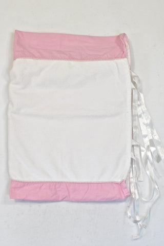 Unknown Pink Baby Changing Mat Cover Accessory Girls N-B