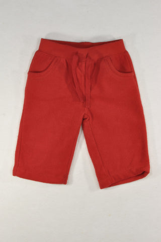 Old Navy Fleece Pants Boys 3-6 months