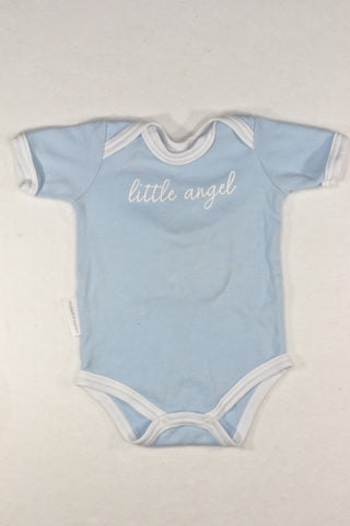 Little Angel Baby Grow Unisex 3-6 months