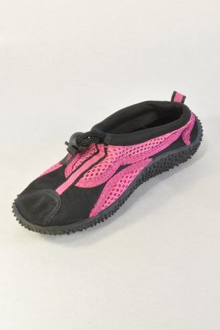 Pink Water Shoes Girls 3-4 years