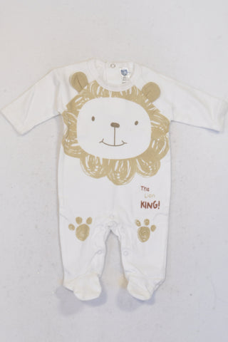 Ackermans The Lion King Onesie Boys N-B